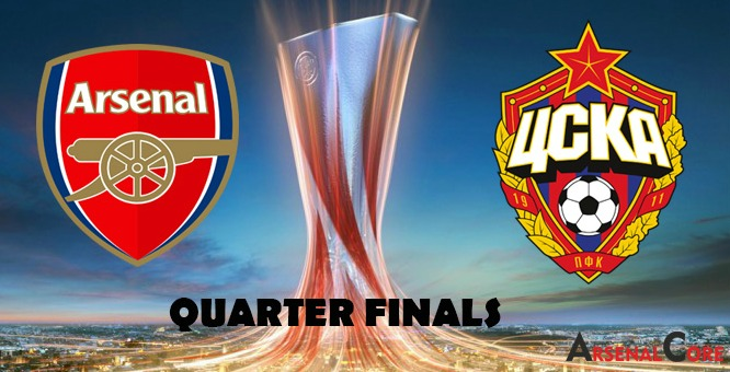 Arsenal vs CSKA Moscow