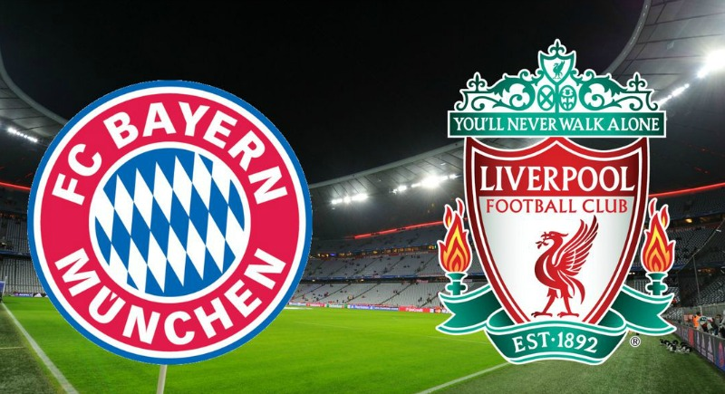 Liverpool vs Bayern Munich