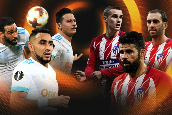 Kèo Marseille vs Atletico Madrid